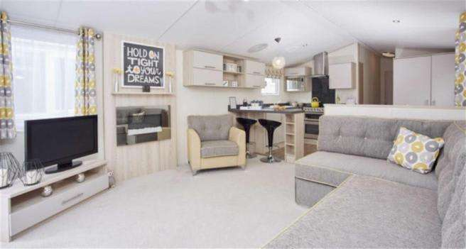 2 Bedrooms Property for sale in Haven Holiday Park, Weymouth