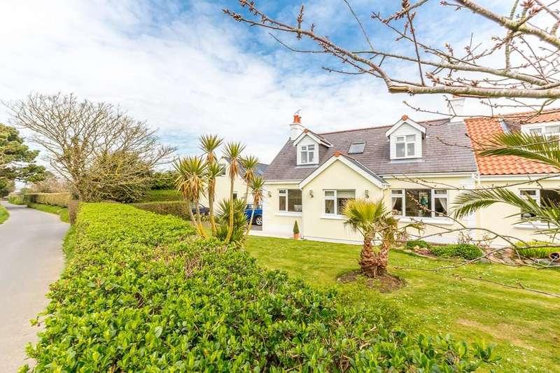6 Bedrooms Detached House for sale in La Rue des Fosses, Forest, Guernsey