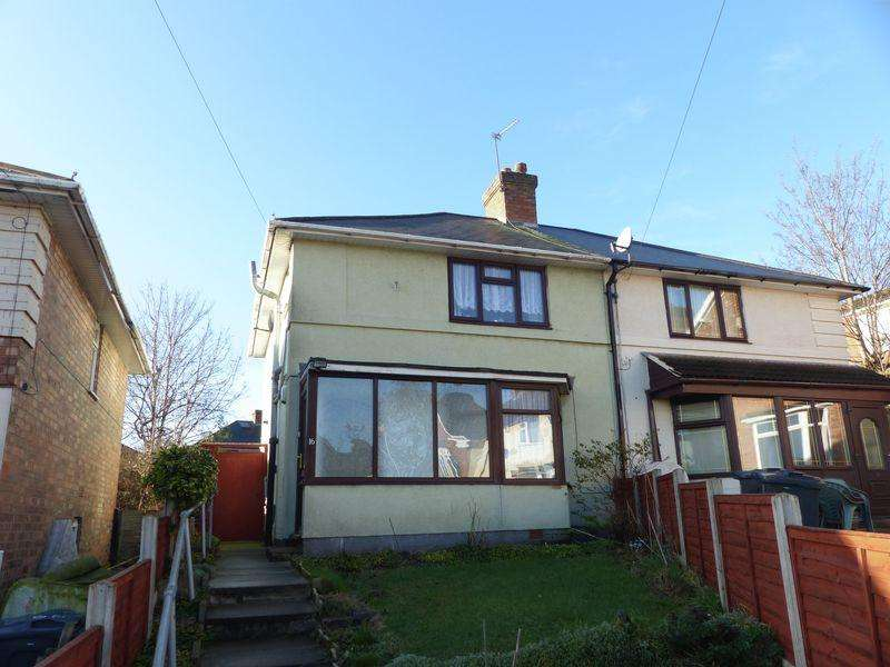 3 Bedrooms Semi Detached House for sale in Eltham Grove, Birmingham