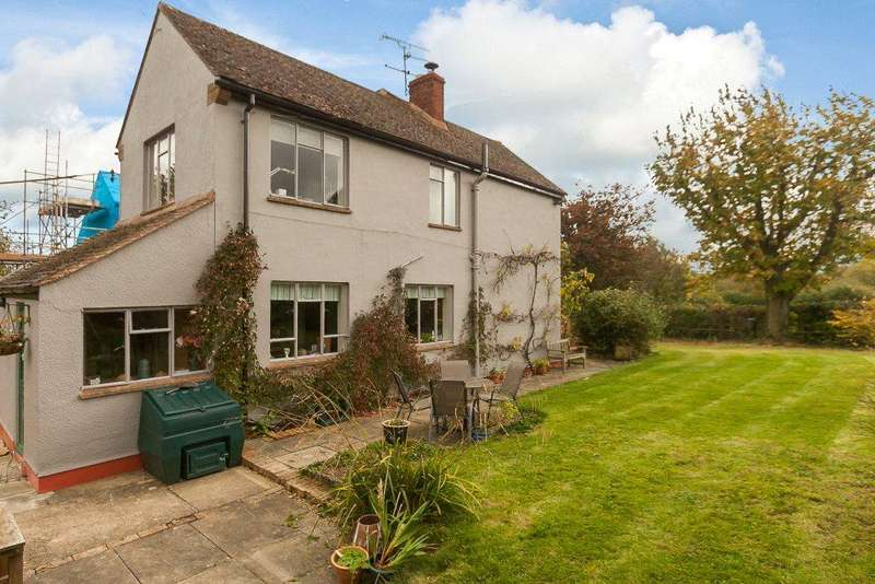 4 Bedrooms Detached House for sale in Crow Lane, Great Bourton, Banbury