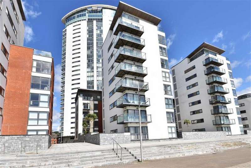 3 Bedrooms Penthouse Flat for sale in Meridian Bay, Swansea