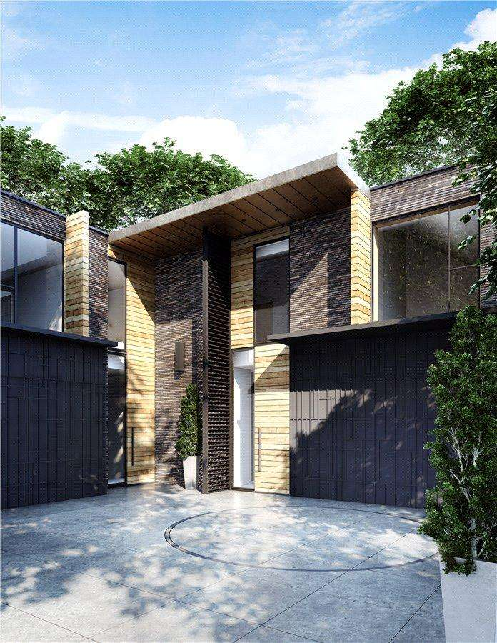 5 Bedrooms House for sale in Grove End Road, St John's Wood, London, NW8
