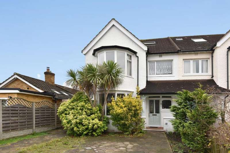 6 Bedrooms Semi Detached House for sale in St. James's Avenue, Beckenham