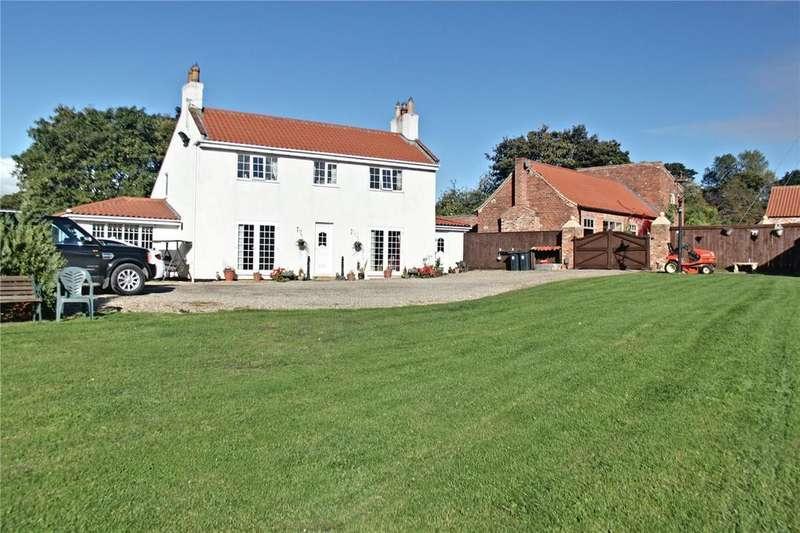 4 Bedrooms Detached House for sale in Middleton St. George, Darlington
