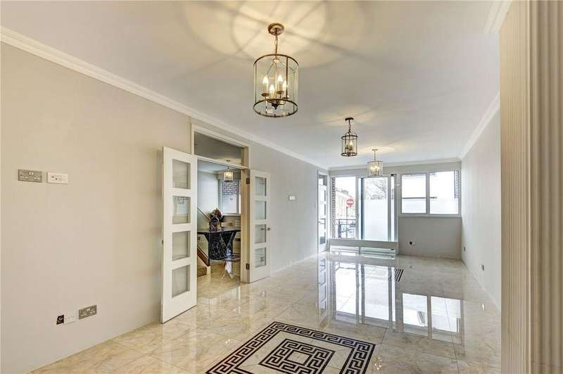 5 Bedrooms Terraced House for sale in Campden Hill Road, Kensington, London, W8