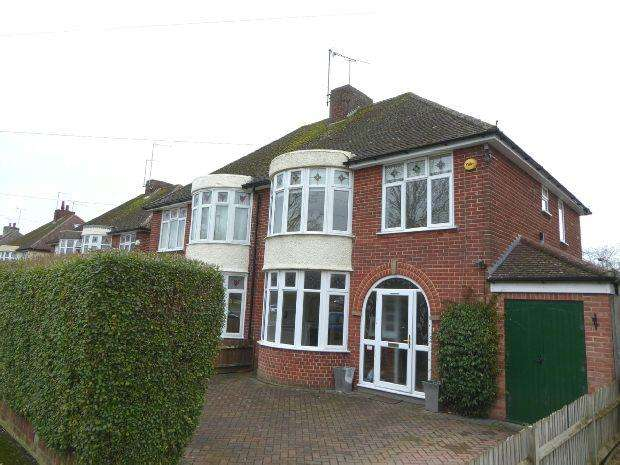 3 Bedrooms Semi Detached House for sale in Bloxham Road, Banbury