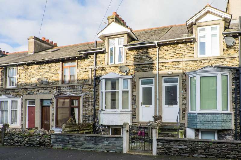 4 Bedrooms Terraced House for sale in 25 Thornthwaite Road, Windermere, Cumbria, LA23 2DN