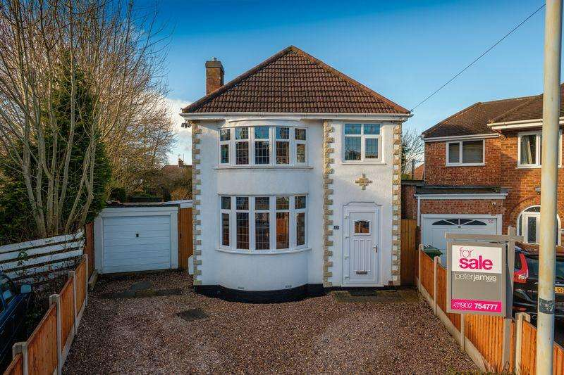 5 Bedrooms Detached House for sale in Scott Avenue, Penn, Wolverhampton