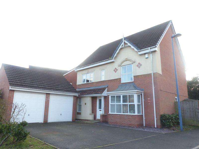 5 Bedrooms Detached House for sale in Roughley Farm Road, Four Oaks, Sutton Coldfield
