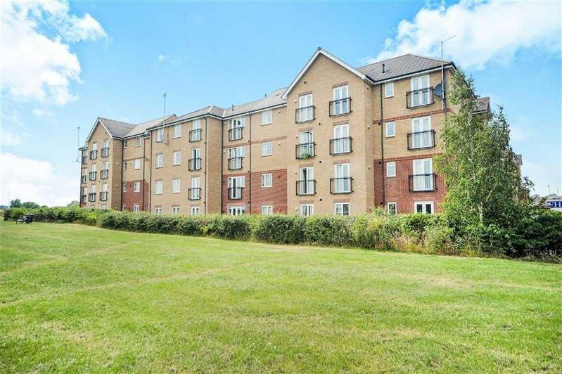 2 Bedrooms Apartment Flat for rent in Lansdowne House, Swindon