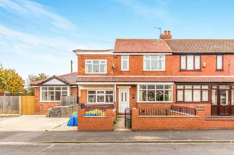 6 Bedrooms Semi Detached House for sale in Greg Street, Reddish, Stockport, SK5