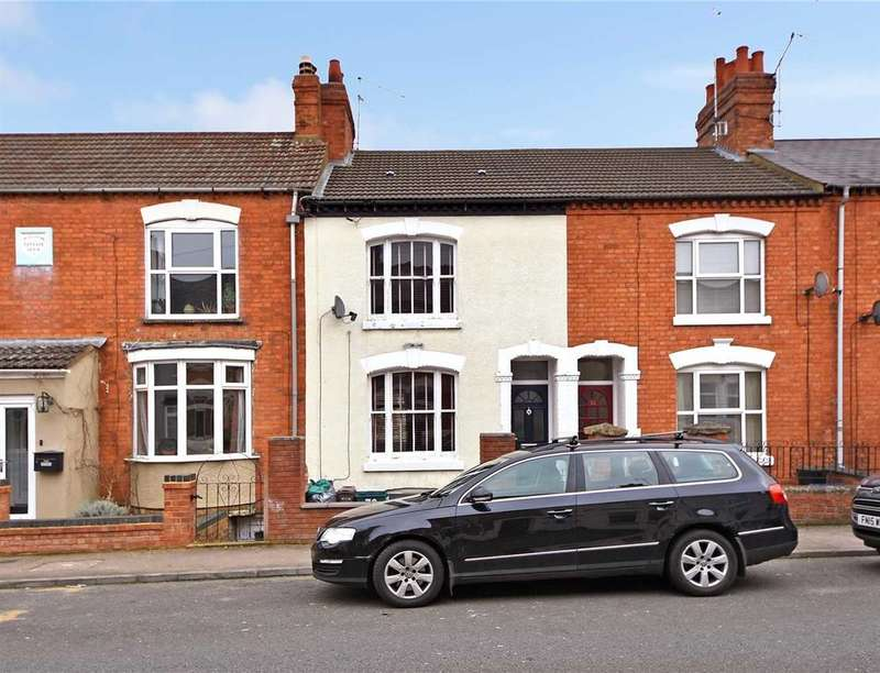 2 Bedrooms Terraced House for rent in Byron Street, Northampton, Northants, NN2 7JD