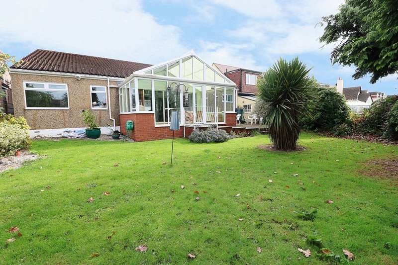 3 Bedrooms Detached Bungalow for sale in Gyllyngdune Gardens, Ilford, IG3