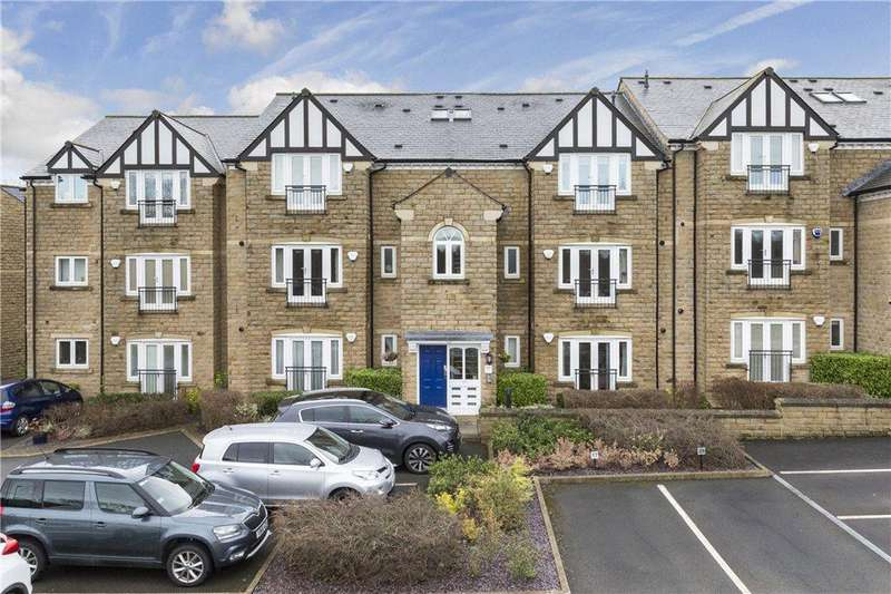 2 Bedrooms Apartment Flat for sale in All Saints Court, Ilkley, West Yorkshire
