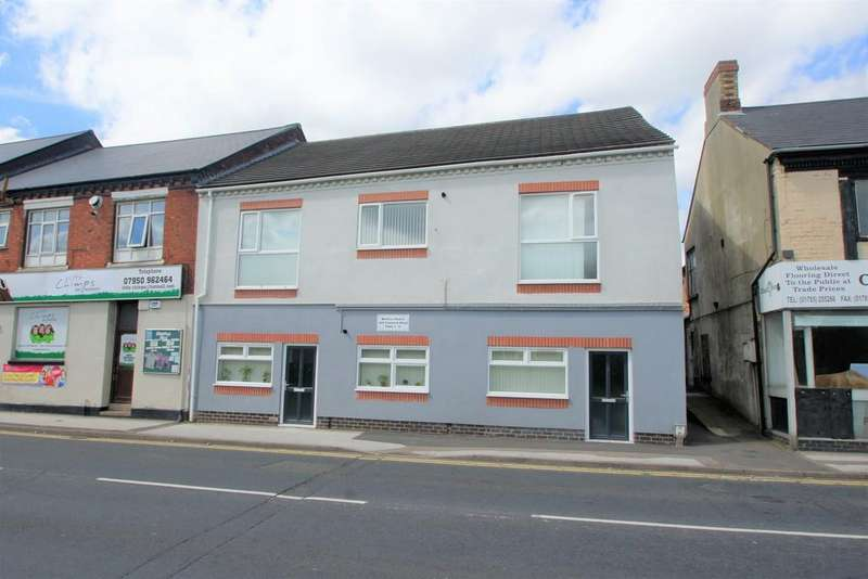 1 Bedroom Apartment Flat for sale in Cannock Road, Hednesford