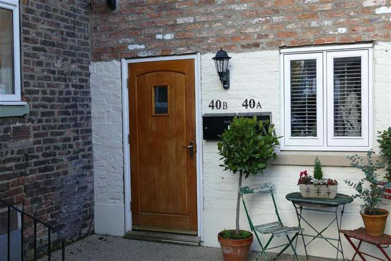 2 Bedrooms Terraced House for sale in High Street, Market Weighton