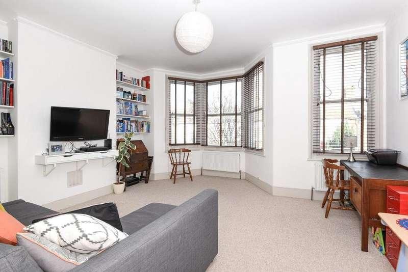 2 Bedrooms Flat for sale in Frobisher Road, Harringay