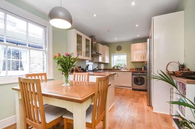2 Bedrooms Flat for sale in Gibson Street London SE10