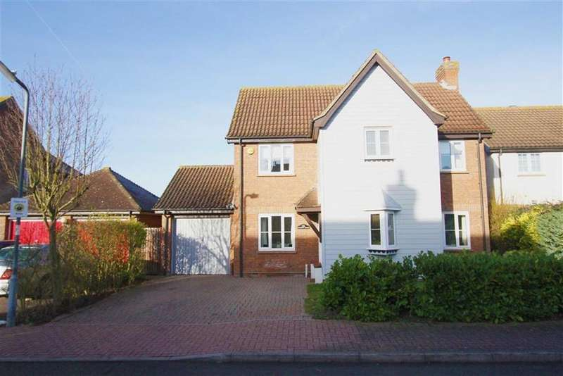 4 Bedrooms Detached House for sale in The Pines, Laindon