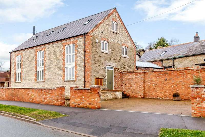 5 Bedrooms Detached House for sale in Wappenham Road, Helmdon, Brackley, Northamptonshire