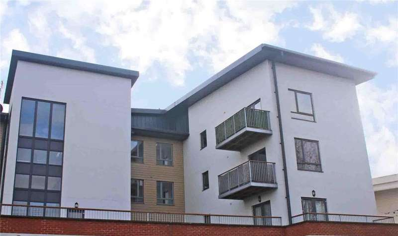 1 Bedroom Flat for sale in Town Centre, Hatfield, Hertfordshire