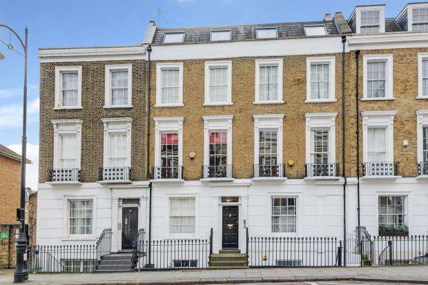 1 Bedroom Flat for sale in Delancey Street, Camden, London, NW1