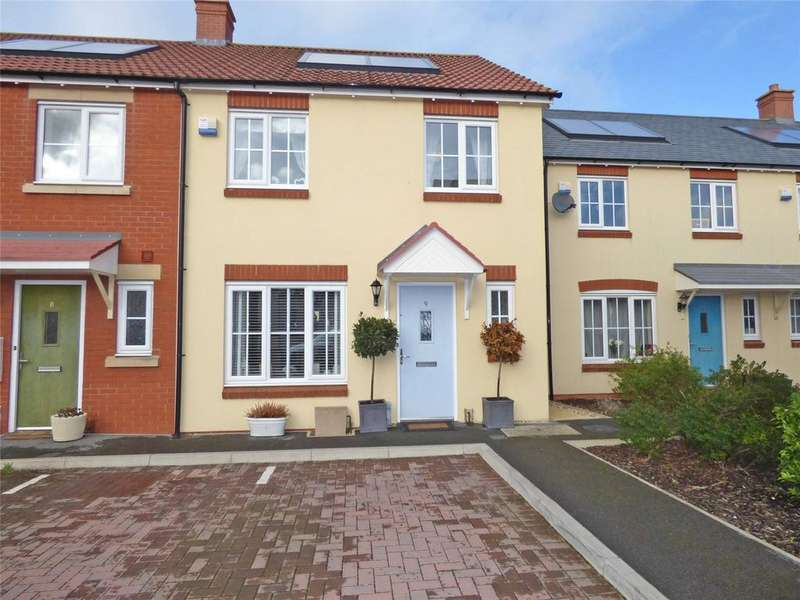 3 Bedrooms House for sale in Blacksmith Close, Williton, Taunton, Somerset, TA4