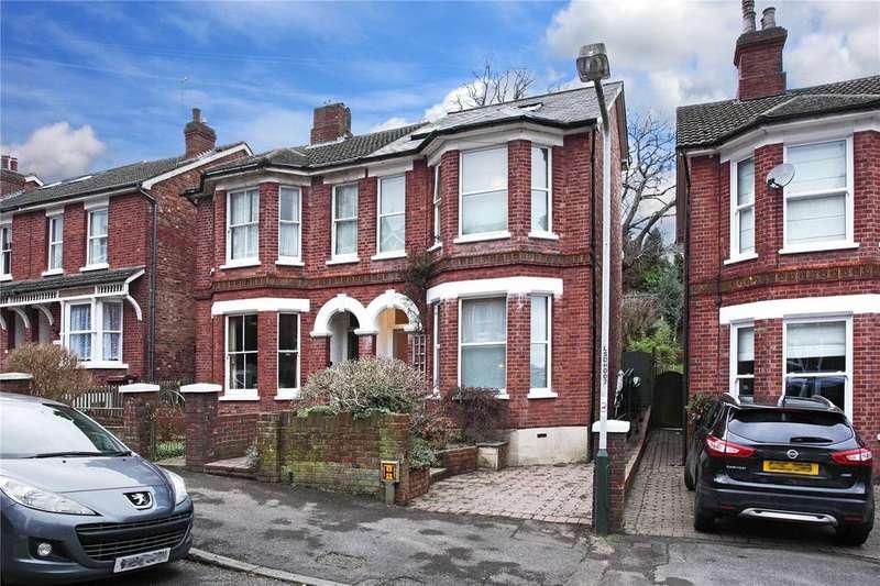 5 Bedrooms Semi Detached House for sale in St James Park, Tunbridge Wells, Kent, TN1