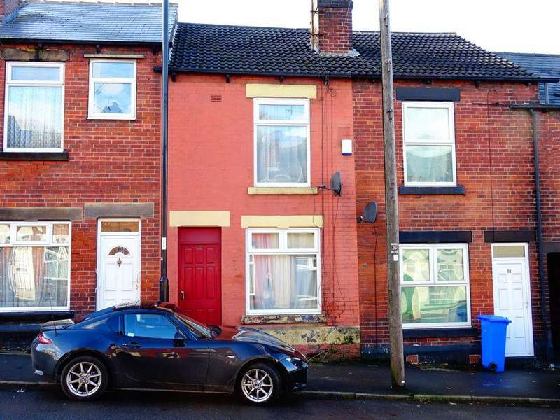 2 Bedrooms Terraced House for sale in 96 Woodseats Road, Sheffield S8