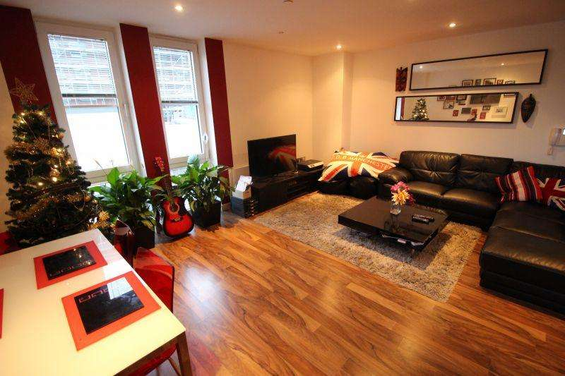 3 Bedrooms Apartment Flat for rent in Milliners Wharf, Munday Street, Ancoats Urban Village