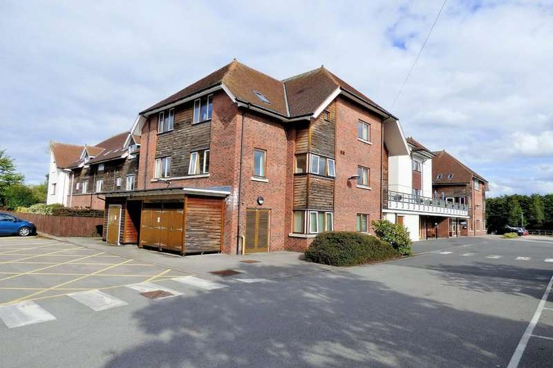 2 Bedrooms Apartment Flat for sale in Short Lane, Barton Under Needwood