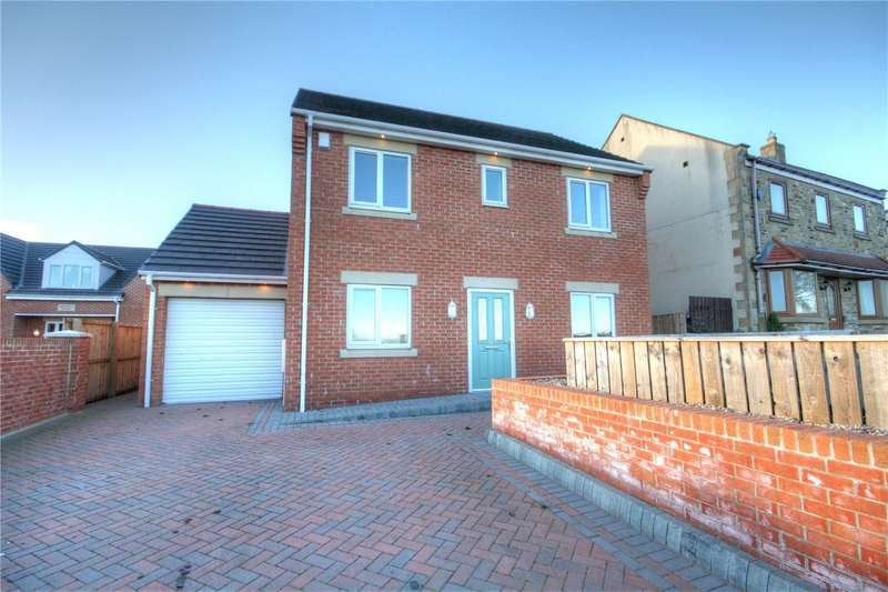 4 Bedrooms Detached House for sale in South Road, High Etherley, Bishop Auckland, DL14