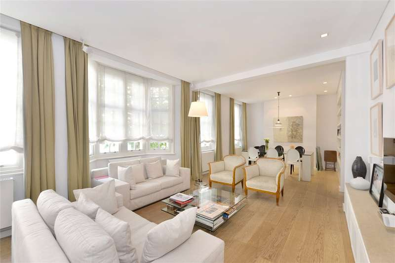 3 Bedrooms Flat for sale in Coleherne Court, Old Brompton Road, Earls Court, London, SW5