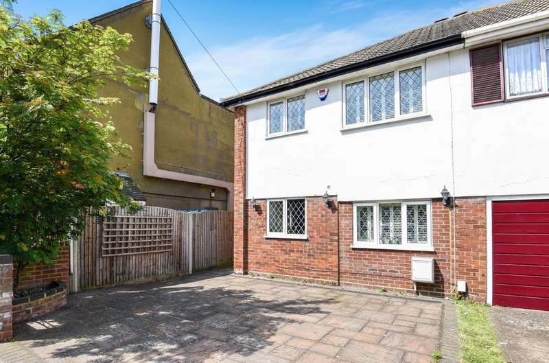 3 Bedrooms Semi Detached House for sale in Crofton Lane Petts Wood BR5