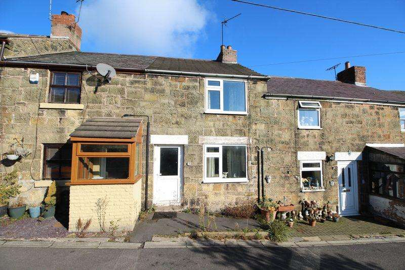 2 Bedrooms Terraced House for sale in Brymbo Road, Wrexham