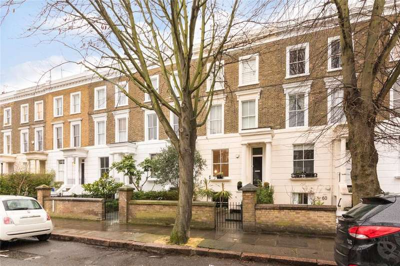 3 Bedrooms Maisonette Flat for sale in Elizabeth Avenue, Islington, London