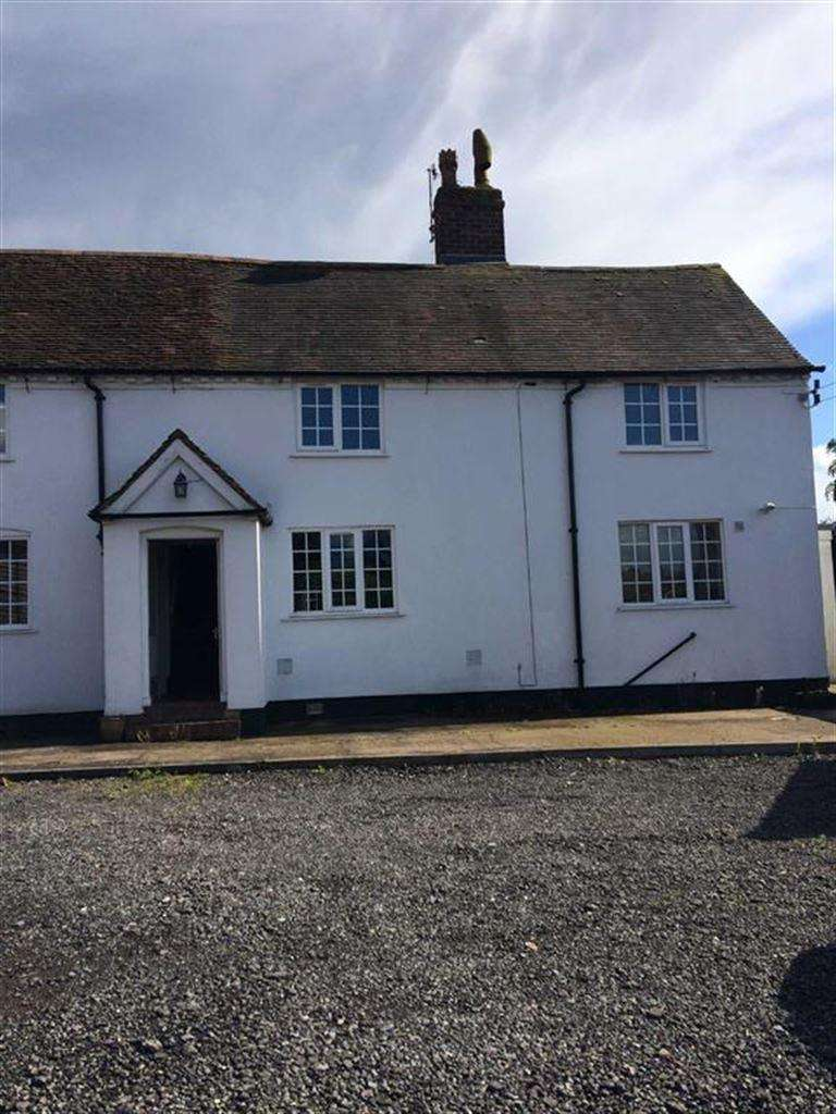 4 Bedrooms Semi Detached House for rent in Woodhouse Cottage, Hurcott Kidderminster, DY10