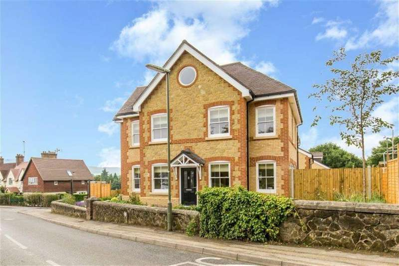 6 Bedrooms Detached House for sale in Beadles Lane, Old Oxted, Surrey