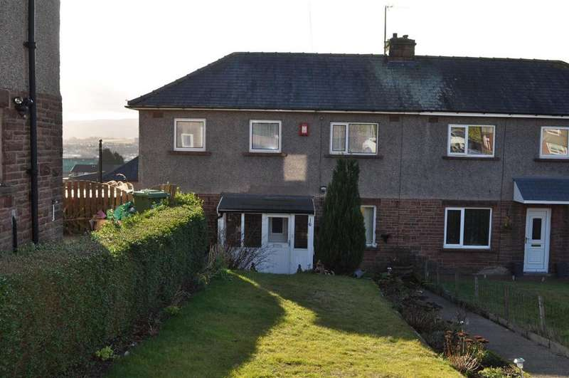 3 Bedrooms Semi Detached House for sale in Salkeld Road, Penrith
