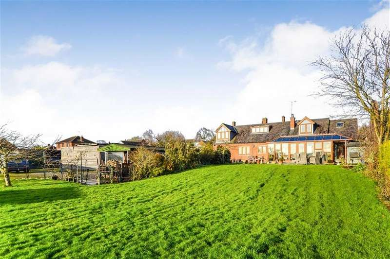 3 Bedrooms Barn Conversion Character Property for sale in Botcheston
