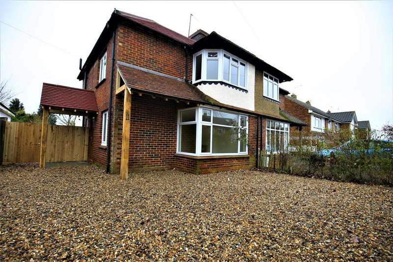 3 Bedrooms Semi Detached House for sale in Berwyn Grove, Maidstone