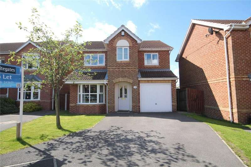 4 Bedrooms Detached House for sale in Brettas Park, Monk Bretton, Barnsley, S71