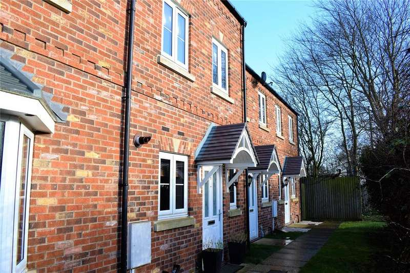 3 Bedrooms House for sale in Redbourne Mere, Kirton Lindsey, Gainsborough, Lincolnshire, DN21