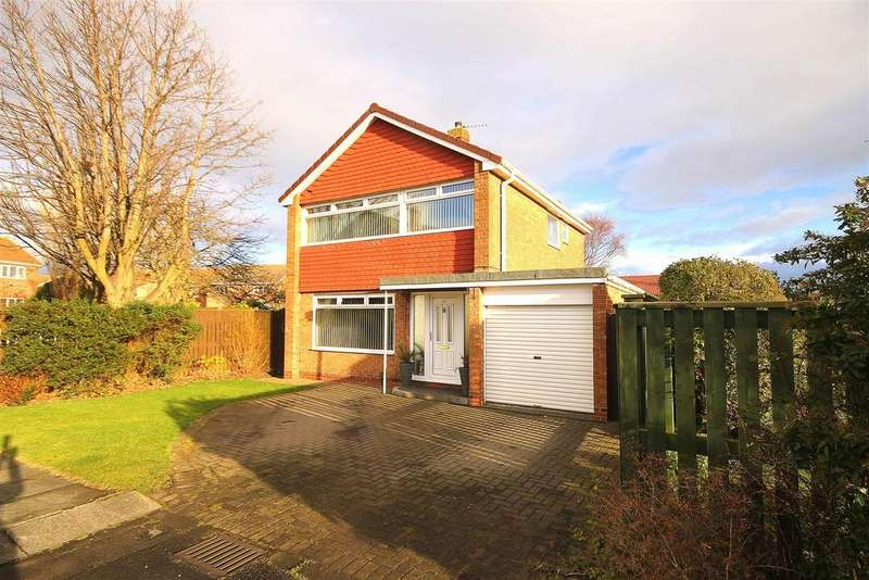 3 Bedrooms Detached House for sale in Ruswarp Grove, Seaton Carew, Hartlepool