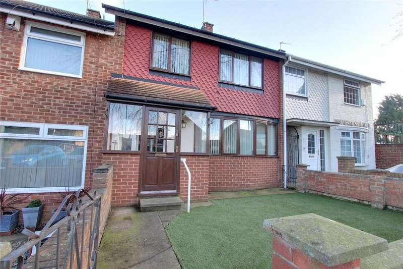 3 Bedrooms Terraced House for sale in Astonbury Green, Easterside
