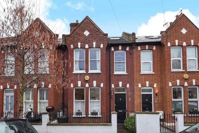 3 Bedrooms Terraced House for sale in Keble Street, Earlsfield