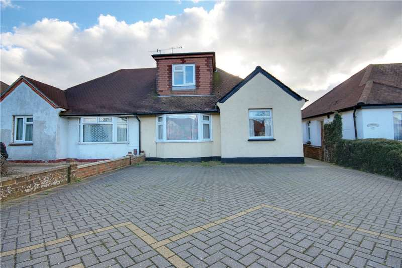 3 Bedrooms Semi Detached House for sale in Upper Brighton Road, Sompting, Lancing, BN15