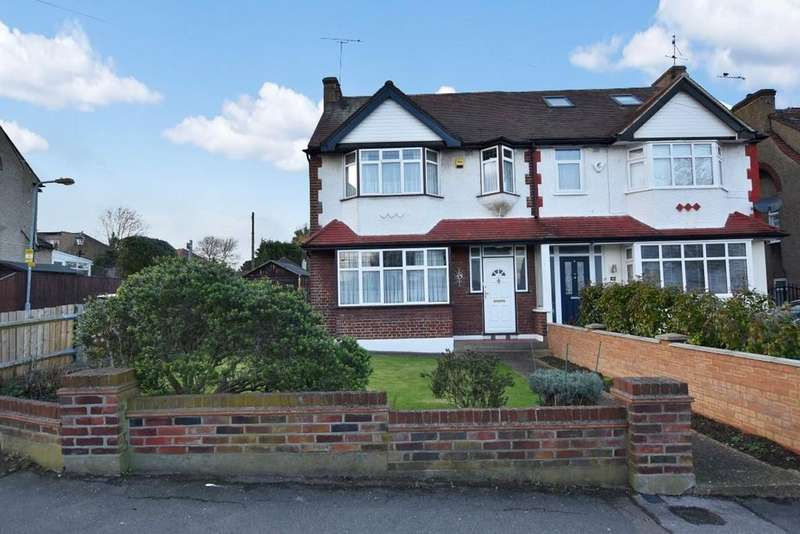 3 Bedrooms Semi Detached House for sale in Hillside Avenue, Woodford Green
