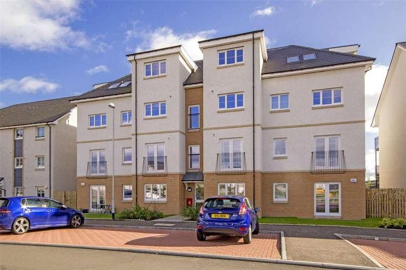2 Bedrooms Flat for sale in Plot 525, 23J Rollock Street, Stirling, FK8