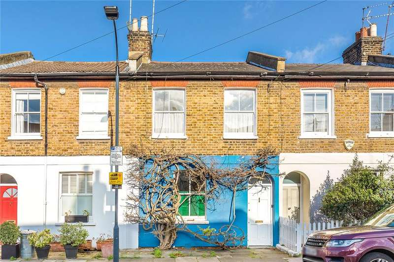 3 Bedrooms Terraced House for sale in Redan Street, Brook Green, London, W14